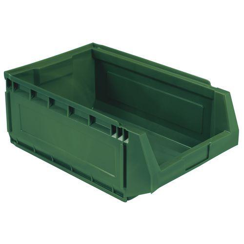 Caixa de bico empilhável - Comprimento 345 mm - 10 L