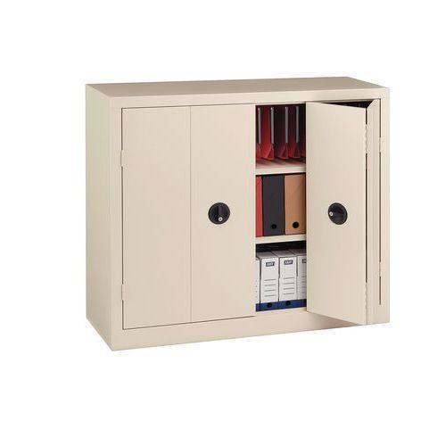 Armário com portas dobráveis - A 100 x L 120