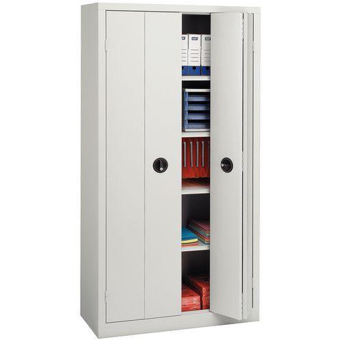 Armário com portas dobráveis - A 198 x L 120