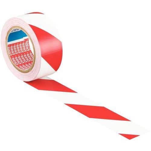 Fita adesiva de marcação de pavimento em PVC para prevenção de riscos – 60760 – tesa