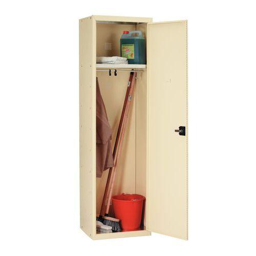Armário de manutenção para material - Com base