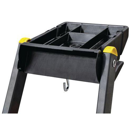 Prateleira porta-ferramentas para escadote – Centaure