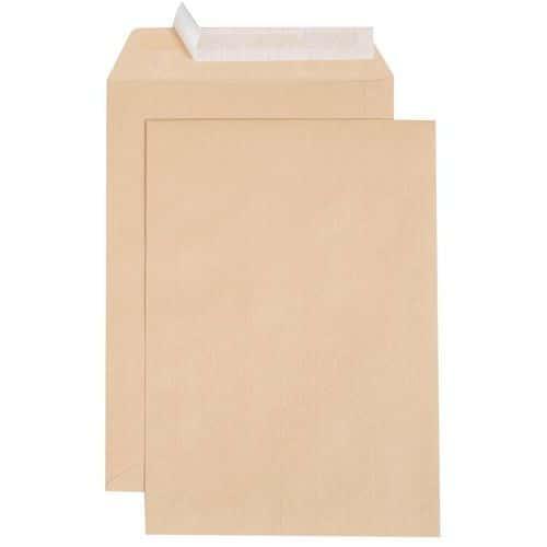 Envelope em cartão kraft Adour de 90g