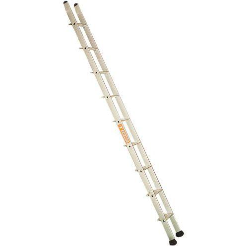 Escada simples para estante