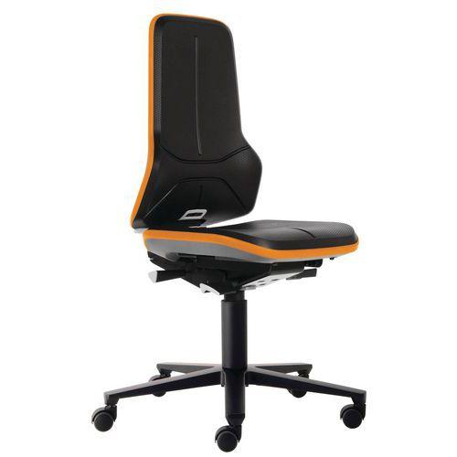 Cadeira de oficina ergonómica Bimos Neon – Baixa