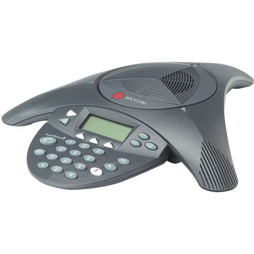 Terminal de audioconferência - SoundStation 2