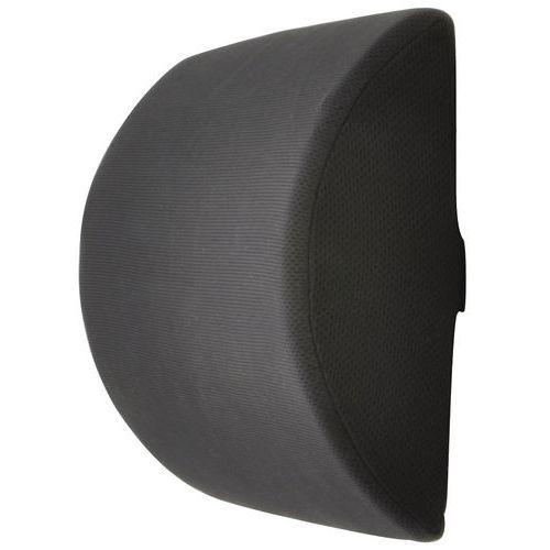 Almofada lombar para cadeira de escritório – meia-lua