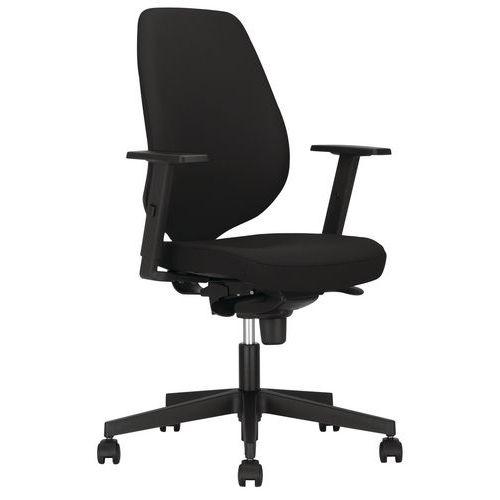 Cadeira de escritório com apoios para braços BE ALL – Nowy Styl