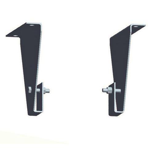 Consolas de fixação para escada com guarda-corpo – Tubesca