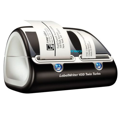 Impressora de etiquetas Dymo LabelWriter - 450 Twin Turbo