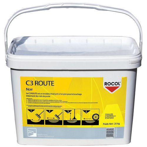 Revestimento a frio de pavimentos C3 Route - Rocol