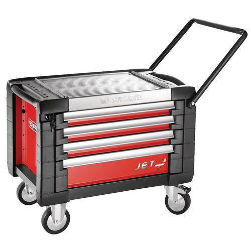Carro de ferramentas de oficina JET+