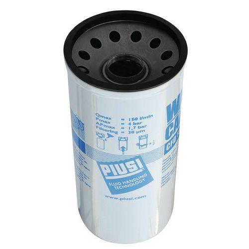 Filtro de cartucho para descarga - Water Captor