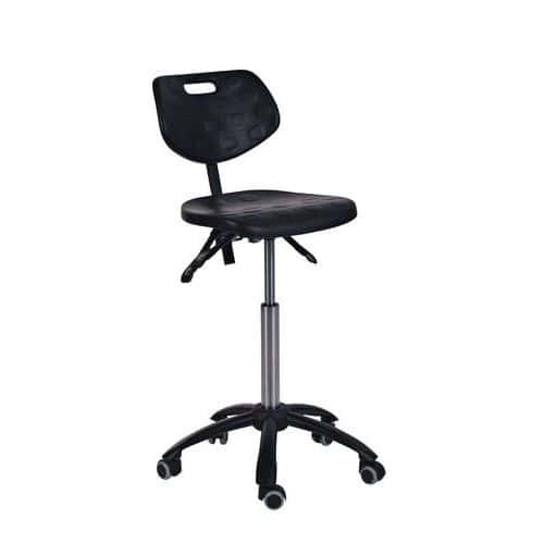 Cadeira de oficina ergonómica Domino