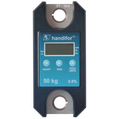 Dinamómetro Handifor™ - Capacidade de 20 a 200 kg