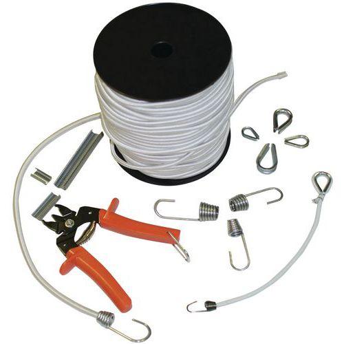 Elástico – Kit completo – 25metros