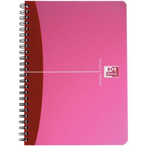 Caderno Oxford Office - Quadrados pequenos