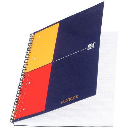 Caderno de argolas Oxford Notebook de formato A4