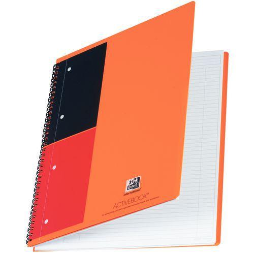 Caderno de argolas Oxford Activebook