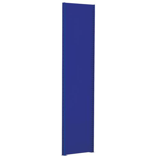 Ilharga para Estante Easy-Fix - Profundidade 600 mm - Azul