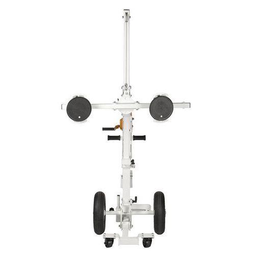 Carro porta-vidros – fixação por ventosa – capacidade: 150kg