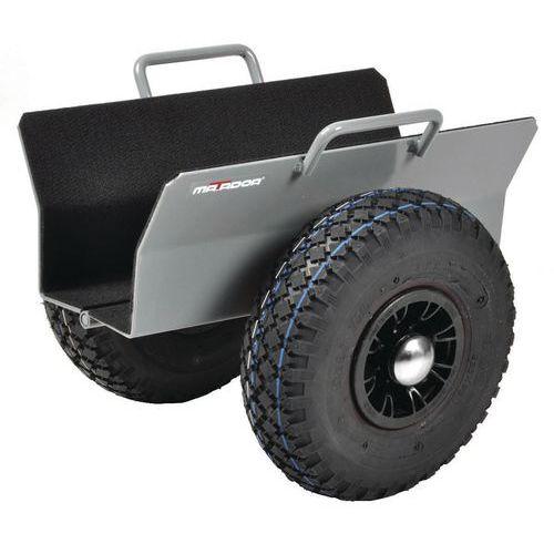 Porta-painéis com rodas pneumáticas – capacidade de 300kg