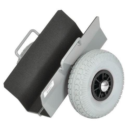 Porta-painéis com rodas antifuros – capacidade de 300kg