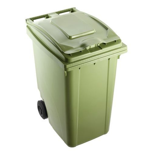 Caixote de lixo Full Color – 360L – Mobil Plastic