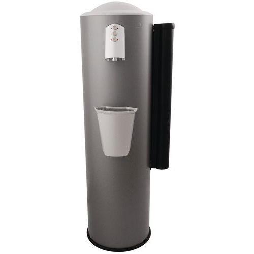 Fonte de água fria/morna/filtrada de 39L Lago