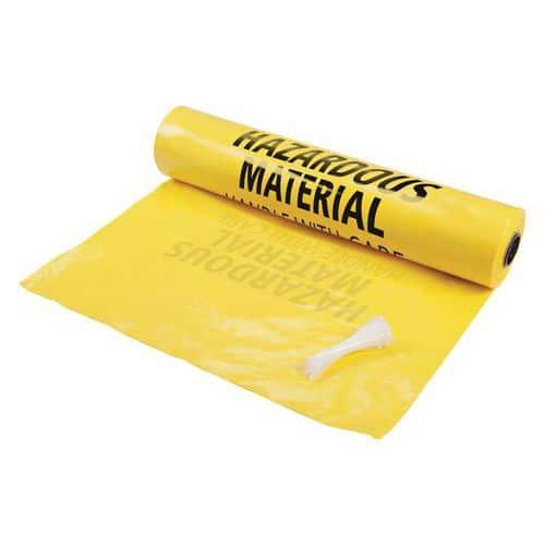 Saco de recuperação de absorventes usados