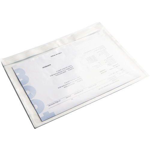 Envelope porta-documentos – papel de fibras naturais – sem impressão