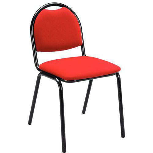 Cadeira para visitas Molly - Tecido