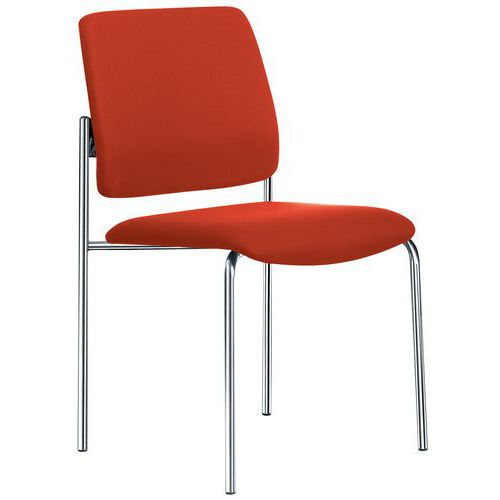Cadeira X-Level - Sem braços de apoio
