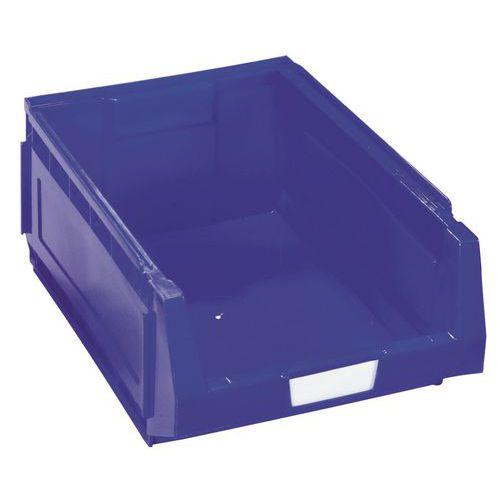 Caixa de bico empilhável - Comprimento 485 mm - 28 L