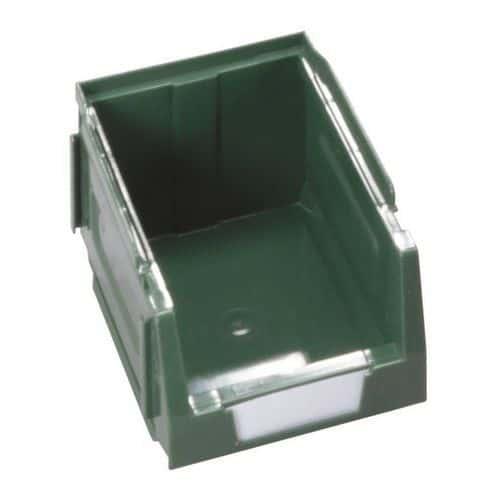 Caixa de bico empilhável - Comprimento 163 mm - 1,4 L