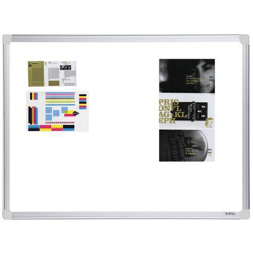 Painel de apresentação adesivo - Branco