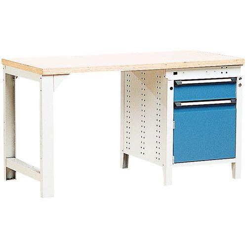 Bancada Function 152 com armário e gaveta