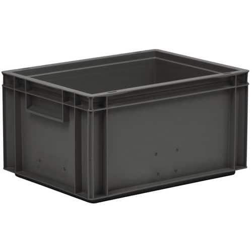 Caixa de norma europeia reciclada – Manutan