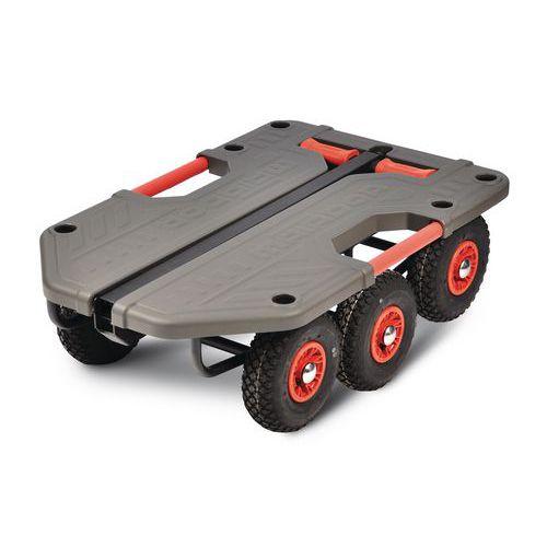 Carro ergonómico Superhond – Capacidade de carga de 250kg
