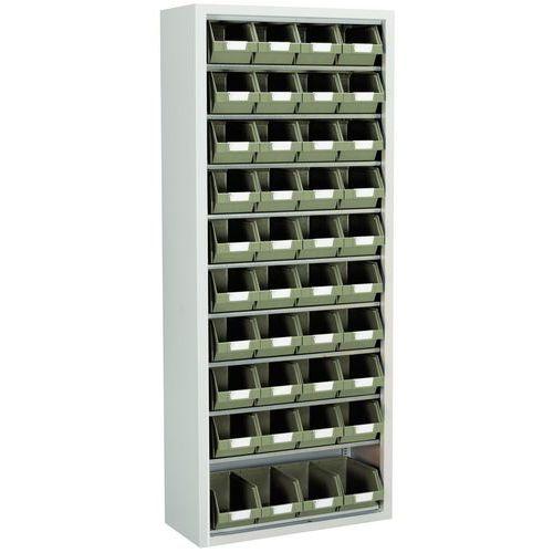 Armário com caixas de bico Manugreen - Médio - Sem portas