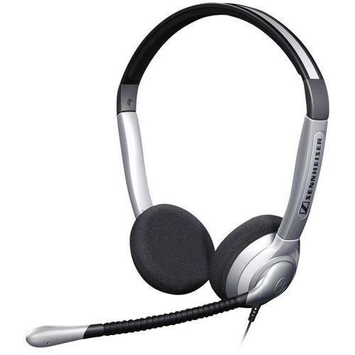 Microfone-auscultador SH350 - Cabo Bi-auricular