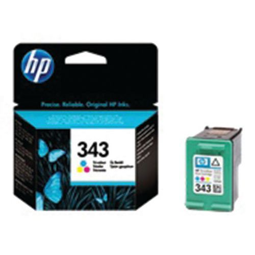 Cartucho de tinta - 343 - HP