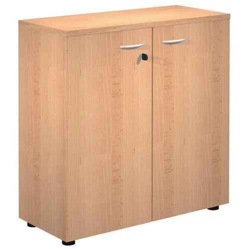 Armário com portas rebatíveis Solo - Baixo
