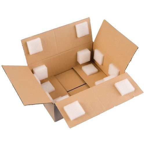 Almofada - Espuma semirrígida adesiva