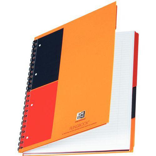 Caderno de argolas Oxford Filingbook