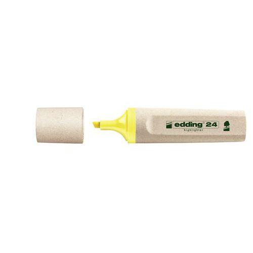 Marcador fluorescente Edding 24