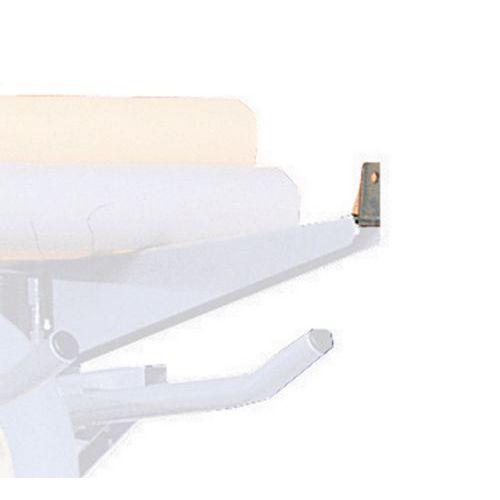 Batente de segurança para estantes de braços Canti-Light e Canti-Strong