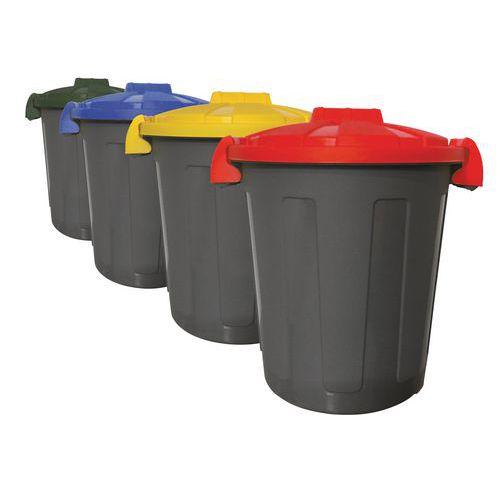 Caixote de lixo Dusty – 25L – Mobil Plastic