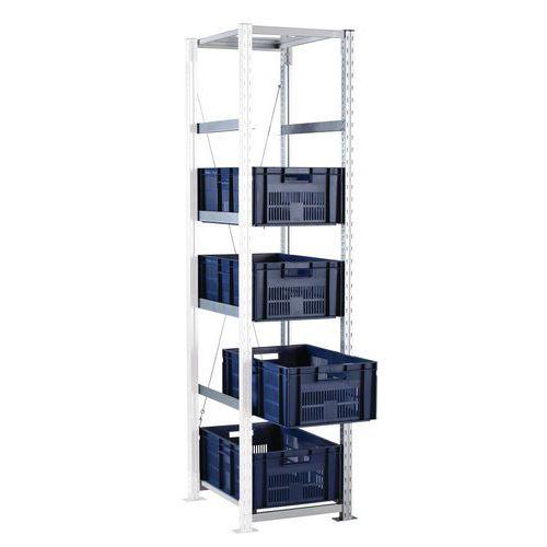 Estante de caixas Combi-Flex- Elemento adicional