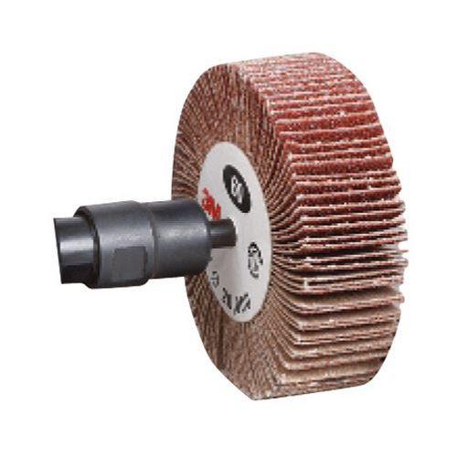 Roda de lamelas - Modelo 339 - Grão 120